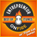Entrepreneur On Fire John Lee Dumas by John Lee Dumas interviews Tim Ferriss, Seth Godin, Pat Flynn & Gary Vaynerchuk...