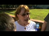 Ethan Saylor's family talks to Gov. O'Malley (ABC News 7)