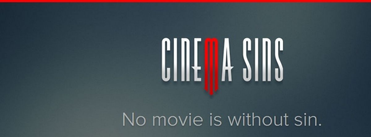 Headline for Cinema Sins : Everything wrong with the top 10 movies of 2014