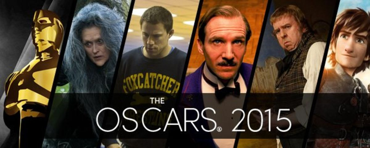 Headline for Oscar Winner Predictions for 2015!