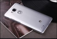 Crystal Clear Back Cover for Huawei Ascend Mate 7 Phone