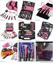 Apollo Pink Tool Set - Tool Sets for Women