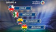 Watch Chile vs. Ecuador Live Streaming