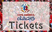 Buy Copa America 2015 Tickets
