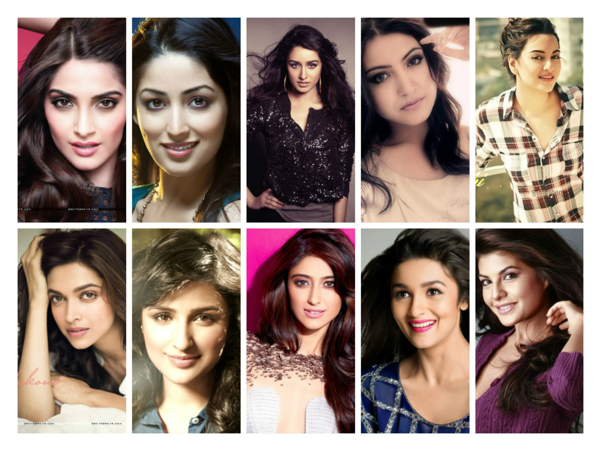 Headline for New Age Actresses of Bollywood