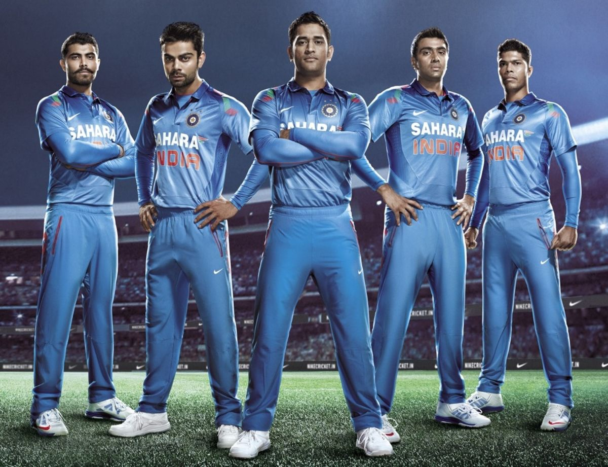 Headline for Indian Squad For ICC Cricket World Cup 2015