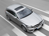 Nuova Mercedes CLS 63 AMG