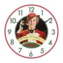Vintage, Retro Kitchen Wall Clocks