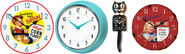 Retro and Vintage Kitchen Wall Clocks