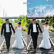 Wedding Photo Editing & Retouching