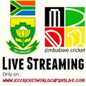 Zimababwe Vs. UAE World Cup 2015 Live Streaming