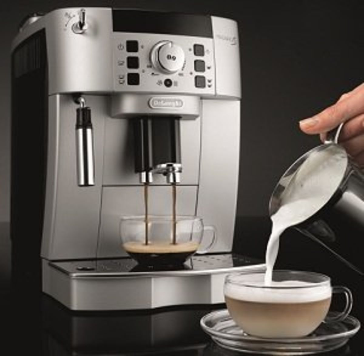Headline for Best-Rated Super Automatic Espresso Coffee Machines For Home Use - Reviews And Ratings For 2015