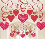 Happy Valentines Decoration - at PartyWorld Costume Shop