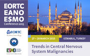 EORTC-EANO-ESMO 2015 Trends in Central Nervous System Malignancies