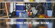 How To Organize Your Junk Room? | Junk It