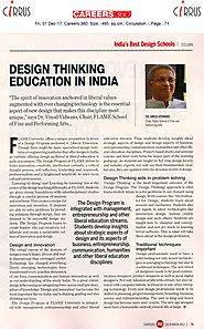 Design Thinking Education in India - FLAME University