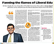 Fanning the flames of Liberal Education - FLAME University