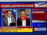 I Expect the Pound and the Euro to be Weak Relative to a Dollar: Russell napier, Strategist & Co-Founder, ERIC - FLAM...