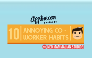 The 10 Most Annoying Habits Of Co-workers | Business, Social Media, Technology and more – Appitive.com – Your Daily A...
