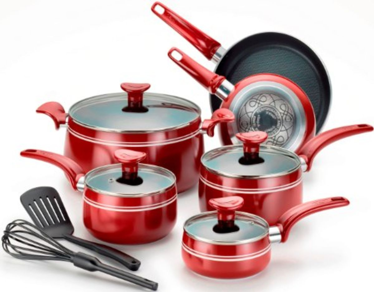 Headline for T-fal Cookware Sets for the Kitchen