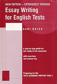 Essay writing for TOEFL