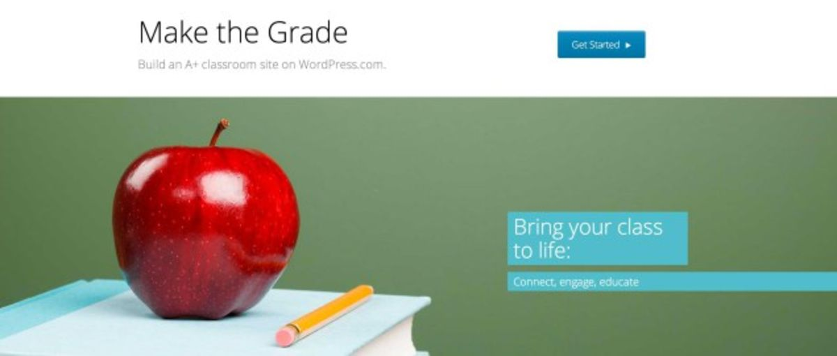 Headline for Helpful Wordpress Tips for Educators