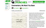 TechCrunch's teachable moment: media sites must own the conversation | Dan Gillmor | Comment is free | guardian.co.uk