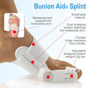 Try a bunion splint.