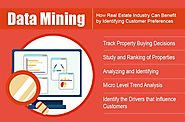 Data mining services - how real estate industry can benefit by identifying customer preferences