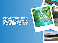 Create Picture Album with Microsoft PowerPoint