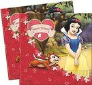 Snow White Party Napkins - at PartyWorld Costume Shop