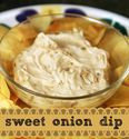 Homemade Onion Dip - The Produce Mom®