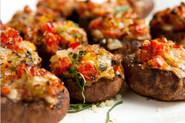 Mushrooms - Stuffed - The Produce Mom®