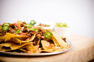 Chorizo Nachos - The Produce Mom®