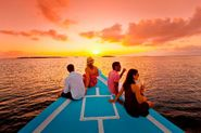 Indulge in a Sunset Cruise