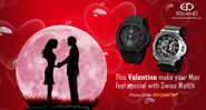 Special Valentine`s Day Offer By Edmond Watches
