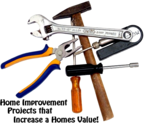 Home Improvement Projects to Increase a Homes Value