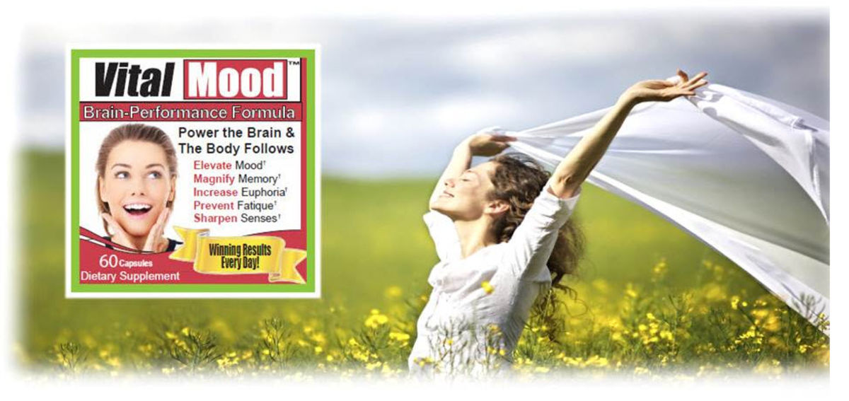 Headline for Best Energy and Mood Supplement