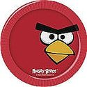 Boys Licensed Partyware : Angry Birds Party - at PartyWorld Costume Shop