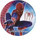Spiderman Party Plates - at PartyWorld Costume Shop