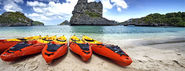 Sea Kayaking Tours in Koh Samui
