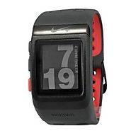 Nike+ Sport Watch GPS Powered by TomTom (Black/Red)