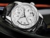 Frederique Constant World Timer