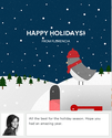 Airbnb's Holiday Card Generator