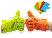 Silicone Oven Gloves With Fingers Collection