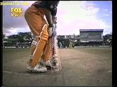 Car window smashed by Brett Lee | Shot of the Century