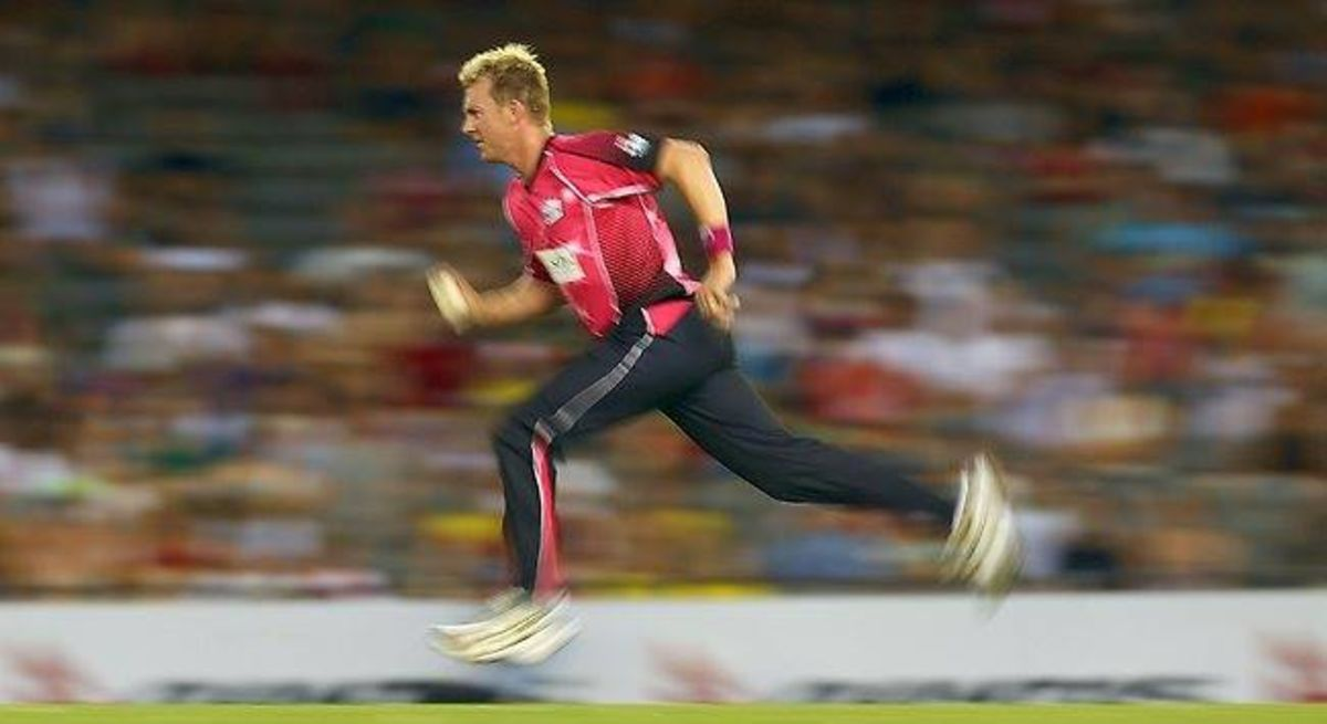 Headline for Thank you for all the memories, Brett Lee! Top 10 moments from Brett Lee's career