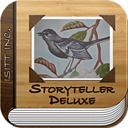 Storyteller Deluxe - Story Creation Made Easy By isitt inc.