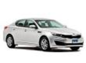 The Kia Optima