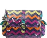 Best Chevron Print Messenger Diaper Bag - Tackk
